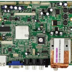 MTC260TVM-C04H, Viore 515C2606M05, MSAV2606-ZC01-0, Main Board-Rebuild