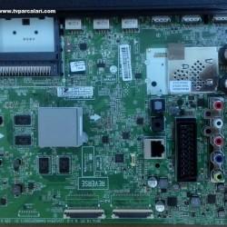 EAX66207202 (1.2), EBT63736702, EAX66207203, LG 42LF650V-ZB, LG 42LF650V, Main Board, Ana Kart, LC420DUH(MG)(P1), LG Display, LG