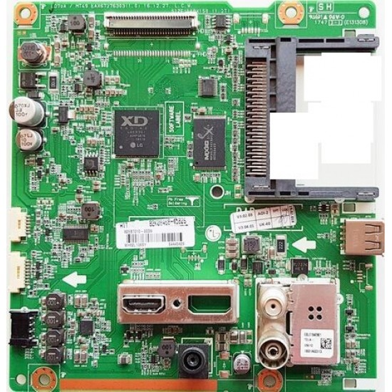 EAX67276303 (1.0) , EBT64445826, LG 24MT49U-PZ, LG 24MT49U, Main Board, Ana Kart, V236BJ1-LE2, CHIMEI INNOLUX