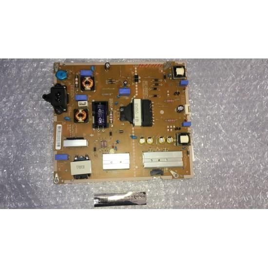 EAX66793301 (1.6), EAY64269501, LGP43DIMU-16CH2, LG 43UH650V-ZB, POWER BOARD, Besleme, LC430DGG-FJM1, LG DISPLAY