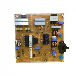 EAY64388801, EAX66883501(1.5), 3PCR01385C, LGP43LIU-16CH1, PLDF-L508A, REV2.0, LG 43LH590V-ZA, Power Board, Besleme, LC430DUE-FJA1