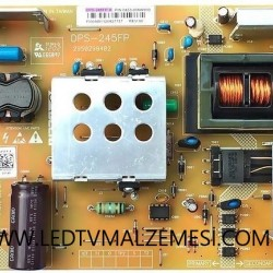 DPS-245FP, DPS-245FP A, 0433-006W000, 2950299402, 245FP A, LTA400HM01, LTA400HW01, Toshiba 40LV933G