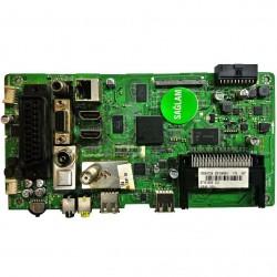 23168863, 23168861, 17MB95, R3 050413, Main Board, Vestel, VES400UNES-05-B, Vestel Led tv Main Board, VESTEL SMART 40PF7070 40 LED TV, 40PF7070 ANAKART