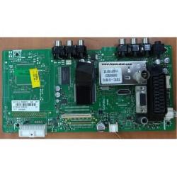 17MB45M-2, 17MB45M-3, 20498819, LTA260AP05, VESTEL 26VH3000 26″ LCD TV, MAİN BOARD