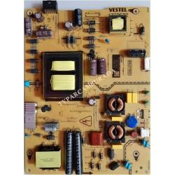 17IPS72, 23326788, 190216R3A, VESTEL 55UA8990, Power Board, Besleme, VES550QNES-2D-U01