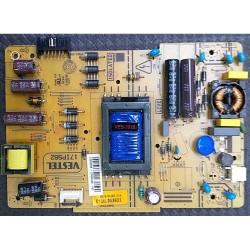 17IPS62 23269666, 23269702, 17IPS62, 150115R2, Vestel Led Tv, Power Board, VES315WNDB-2D-N02, Finlux, JVC, Sharp, Telefunken, Toshiba, Vestel 32278HDDLED, 32FX410H, DLED32165HD, T32FX287DLBPX, Besleme Kart